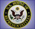 US House of Representatives Seal